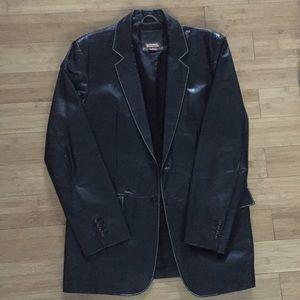 MICHAEL Michael Kors Men's Leather Jacket